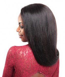 Straight 100% Human Hair Lace Wig - Quick Change Hair