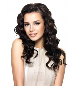 """4""""x5"""" Deep Wave Remy Human Hair Top Lace Closure"""