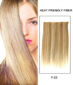 "22"" Straight Synthetic Miracle Wire Uni-Hair Extension E52003-Y-23"