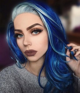 Fantasy Synthetic Lace Front Wig