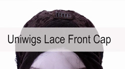 What is lace front wig?